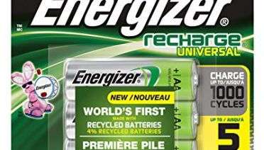 Top Rechargeable Aa Batteries January 2018 Update