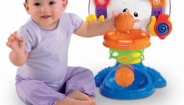 Fisher Price Laugh and Learn Basketball Hoop April 2018 Update
