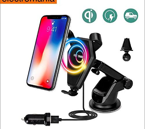 Best Car Qi Wireleas Fast Charger