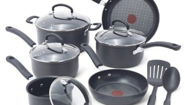 T-Fal Ultimate 12-Piece Cookware April 2018 Update