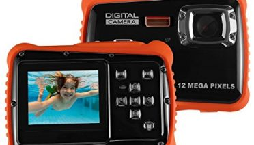 Top Rated Waterproof Digital Camera April 2018 Update